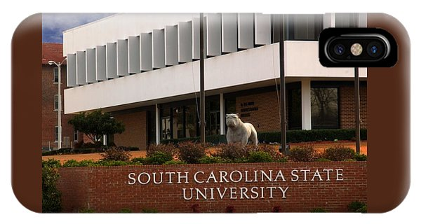 South Carolina State University 2 IPhone Case