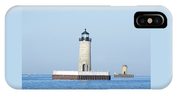 South Channel Lights IPhone Case