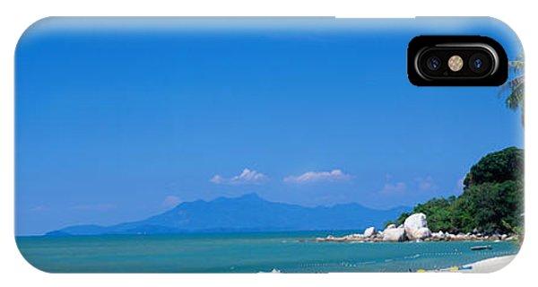 South China Sea Malaysia IPhone Case