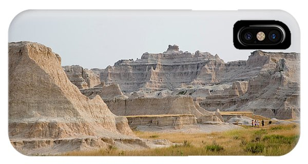 North Dakota Badlands iPhone Case - South Dakota - Badlands National Park by Carol Barrington - DestinationPh