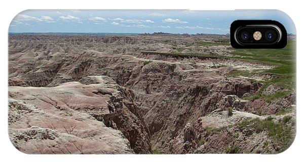 South Dakota Badlands IPhone Case