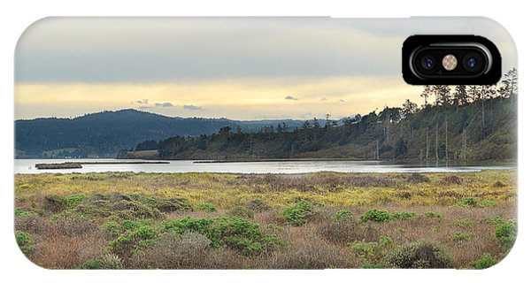 South Humboldt Bay IPhone Case