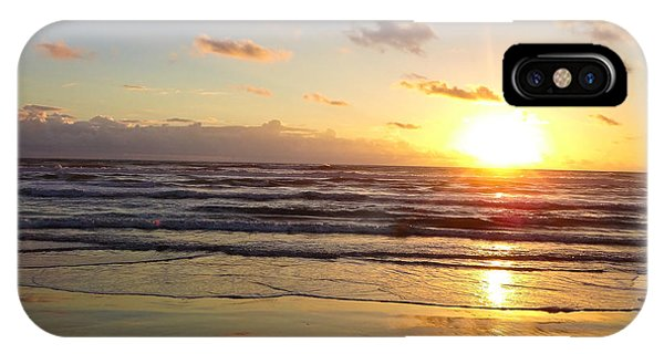 South Padre Island Sunrise IPhone Case