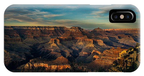 South Rim Nightfall IPhone Case