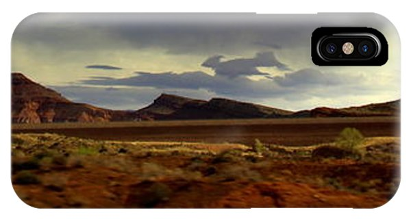 South West Panarama IPhone Case