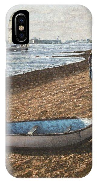 Southampton Weston Shore IPhone Case