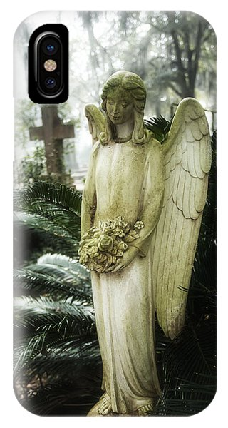 Southern Angel IIi IPhone Case