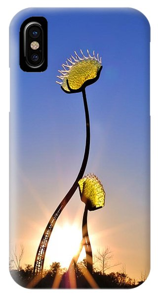 Southern Hospitality Sculpture IPhone Case