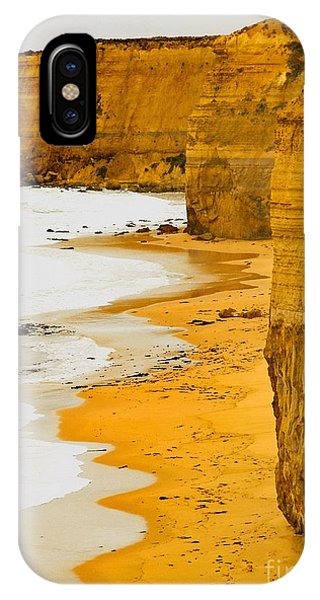 Southern Ocean Cliffs IPhone Case