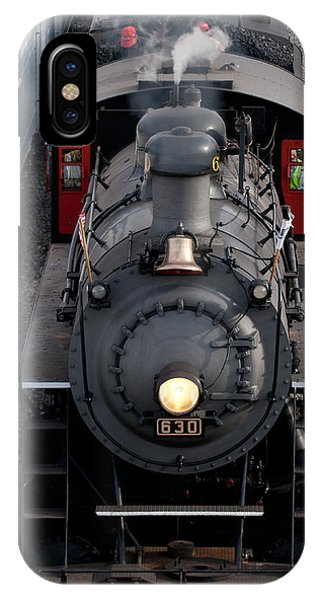Southern Railway #630 Steam Engine IPhone Case