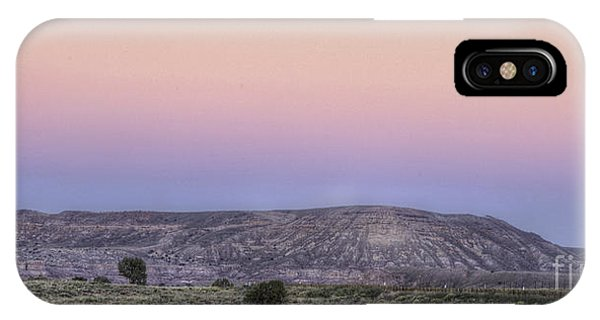 Southern Utah Sunset 2 IPhone Case