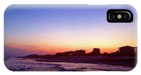 Southern Waters IIi IPhone Case