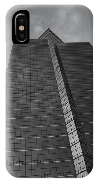 Southfield Hi Rise Black And White IPhone Case