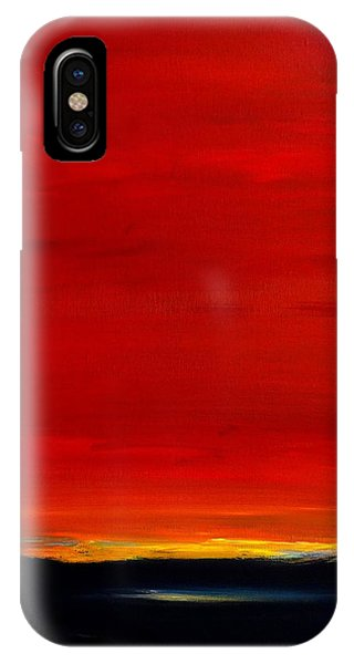 Southwest Desert Sunrise IPhone Case