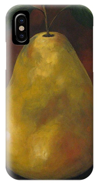 Southwest Pear II IPhone Case