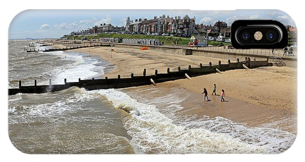 Southwold Beach IPhone Case