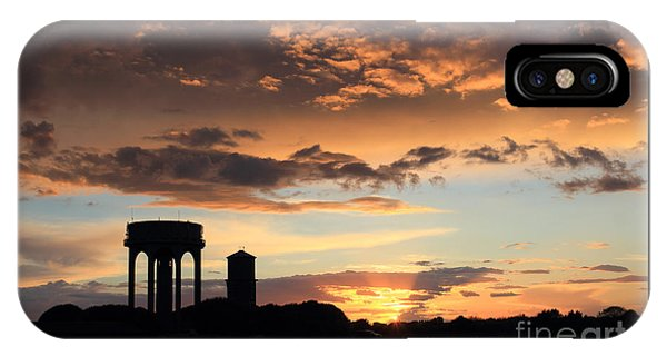 Water Towers On Southwold Common IPhone Case
