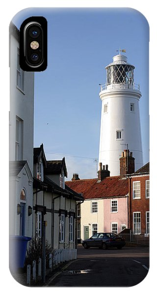 Southwold Lighthouse Phone Case by Tony Webb