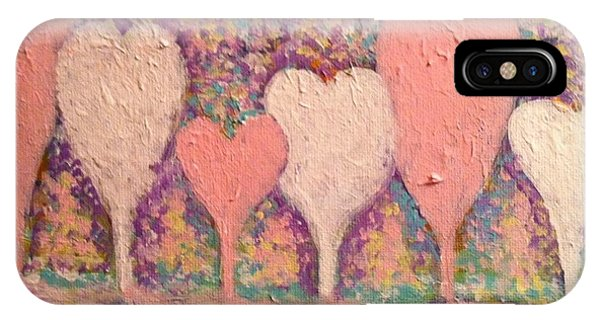 Sow A Seed Of Kindness Greeting Card IPhone Case