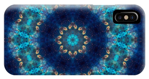 Space Kaleidoscope IPhone Case