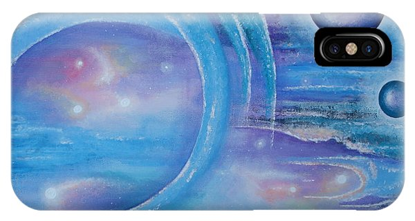 Space Paradise IPhone Case