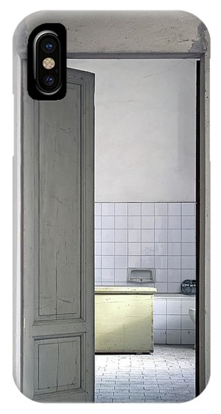 Urban Decay iPhone Case - Spaces To Be Filled by Stefano Scappazzoni