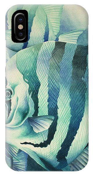 Spadefish IPhone Case