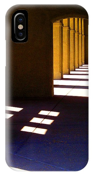 Spanish Arches Light Shadow IPhone Case