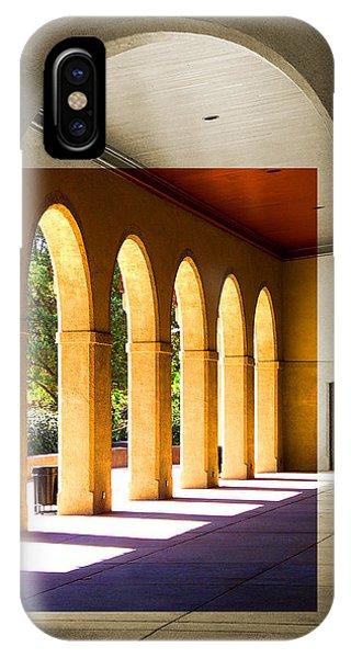 Spanish Arches IPhone Case