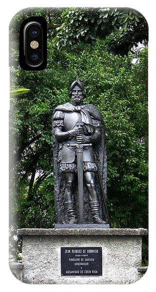 Spanish Conquistador Vasquez De Coronado IPhone Case