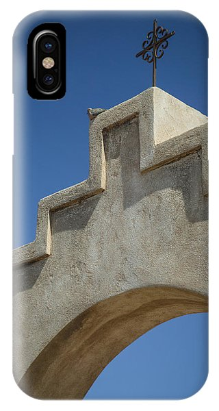 Spanish Cross IPhone Case