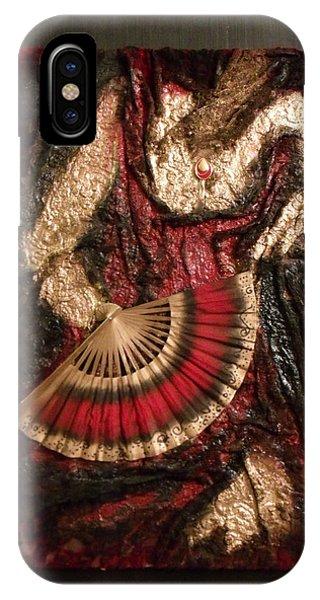 Spanish Dancer Framed IPhone Case