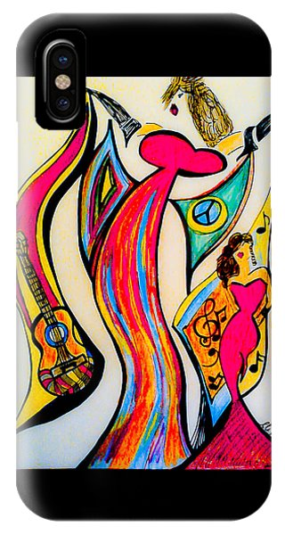 Spanish Guitar IPhone Case