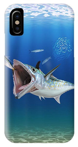 Spanish Mackerel IPhone Case