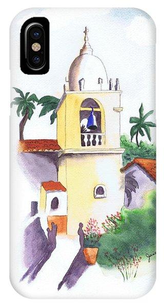 Spanish Mission IPhone Case