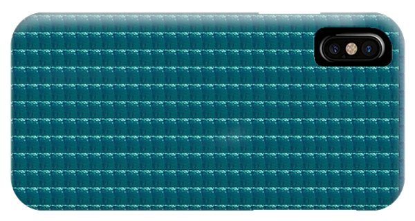 Sparkle Teal Pattern With Border Elegant Energy Art  Navinjoshi  Download Rights Managed Images Grap IPhone Case