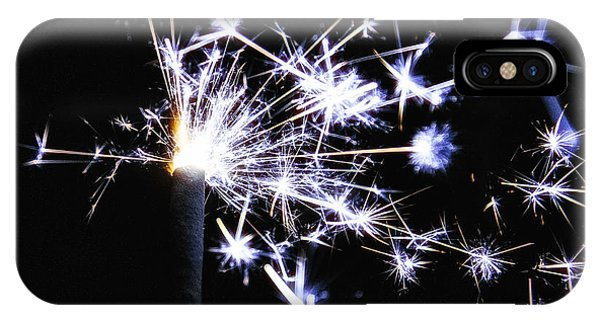 Sparkler IPhone Case