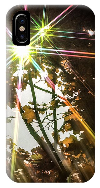 Sparkling Dawn -twin IPhone Case