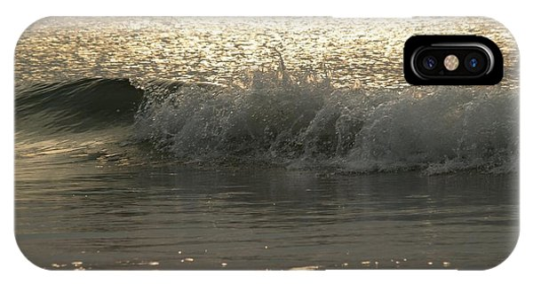 Sparkling Sea In Hunting Island Dawn IPhone Case