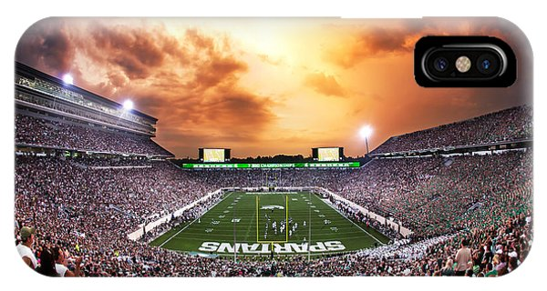 Spartan Stadium IPhone Case