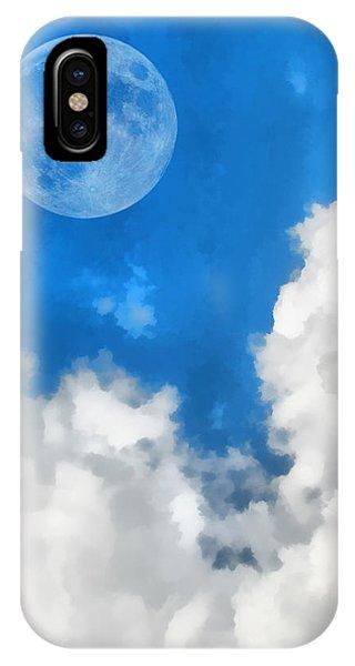 Speak To The Sky IPhone Case