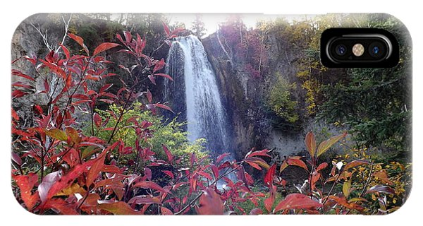 Spearfish Falls IPhone Case