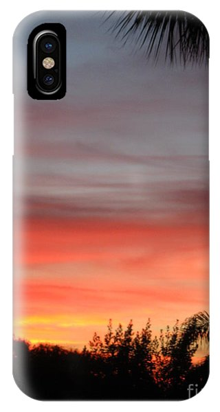 Spectacular Sky View IPhone Case