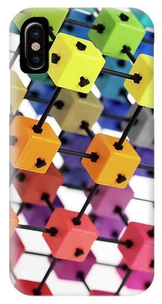 Npl iPhone Case - Spectrum Model by Andrew Brookes, National Physical Laboratory/science Photo Library