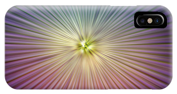Astral iPhone Case - Speed Colors by Atiketta Sangasaeng