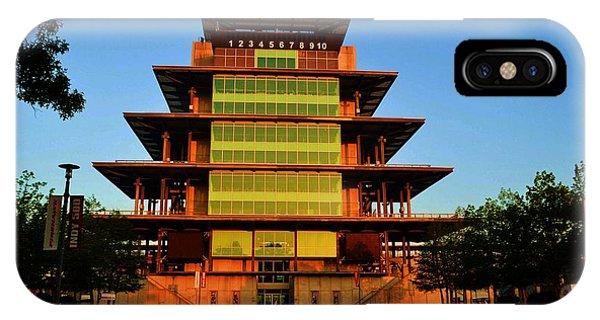 Speedway Bagota At Sunrise IPhone Case