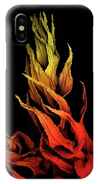 Sphagnum Moss Phone Case by Louise Hughes