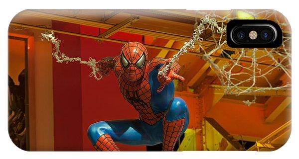 Spider Man IPhone Case