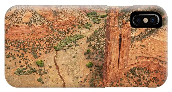 Spider Rock IPhone Case