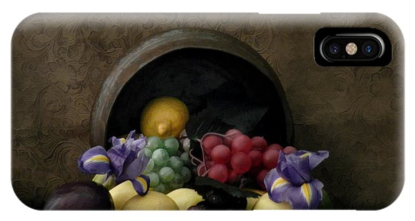 Spilled Fruit IPhone Case